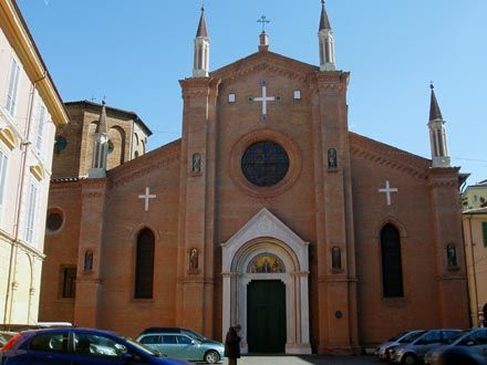 Церкви Болоньи, достопримечательности Болоньи, путеводитель по Болонье