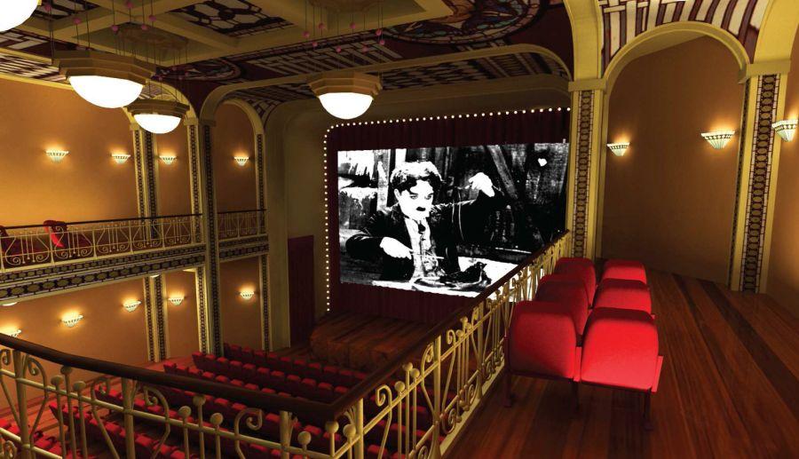 Il cinema modernissimo cineteca di bologna - Dive cinema muto ...