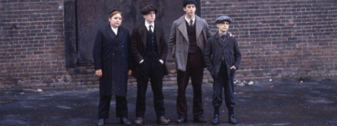 MARTIN SCORSESE on  Once upon a time in America  